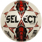 Pallone Calcio Gara mis. 5 Select MATCH - FIFA INSPECTED