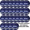 Pallone Mini Basket Molten B5G1600-WBL Coupon 2020 - Conf. 25 palloni + 2 Spray + 5 Mask
