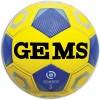 Offerta a Tempo - Pallone Calcio mis. 3 Gems BOMBER Giallo/Blu - Ultimi 36 palloni