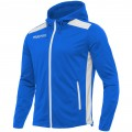 Giacca Tuta Macron PAN HOODY FULL ZIP TOP