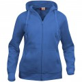 Felpa Clique BASIC HOODY FULL ZIP LADIES