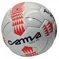 Offerta a Tempo - Pallone Calcio mis. 4 Camasport ARGO Bianco/Rosso - Ultimi 25 palloni