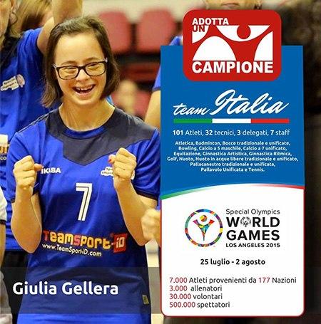 Special Olympics - Team Lombardia