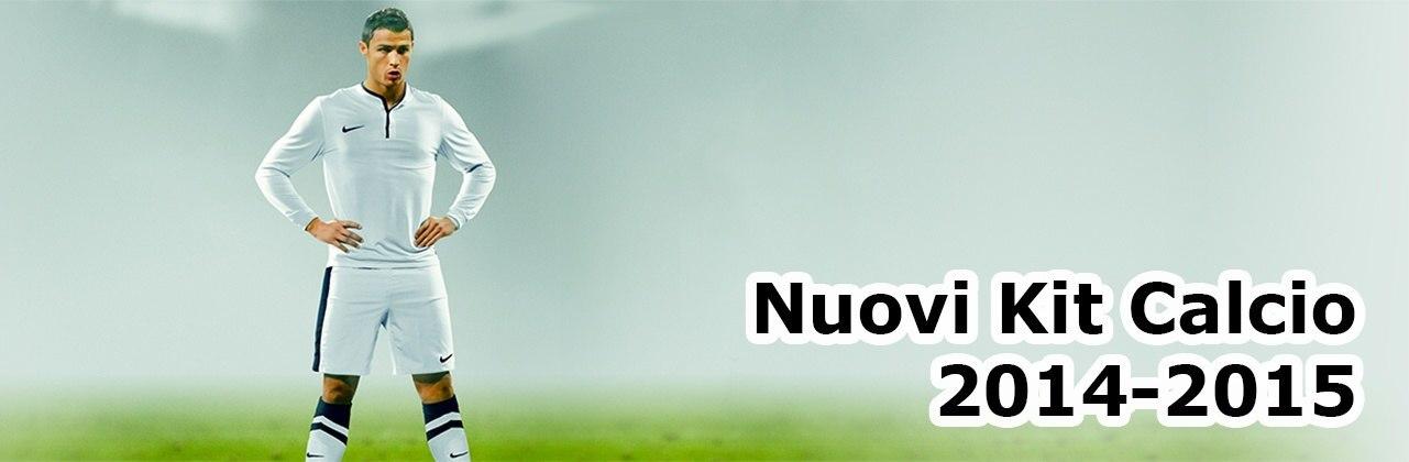 Kit Calcio e Scuola Calcio 2014-2015