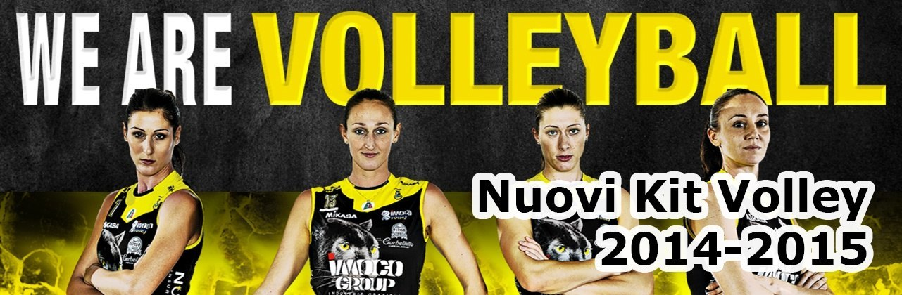 Kit Volley e Mini Volley 2014-2015