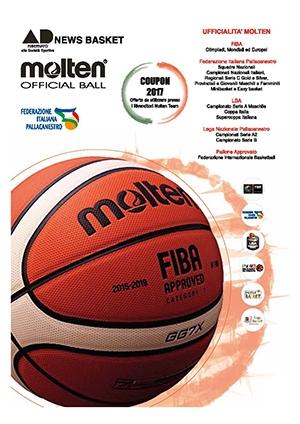 Offerte Coupon Basket Molten