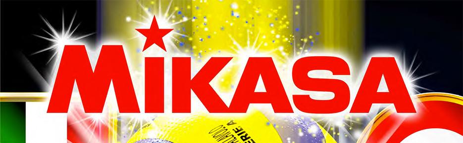Coupon 7 Palloni Volley Mikasa MVA200