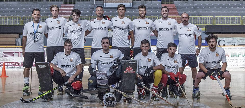 Presentazione Amatori Hockey Lodi